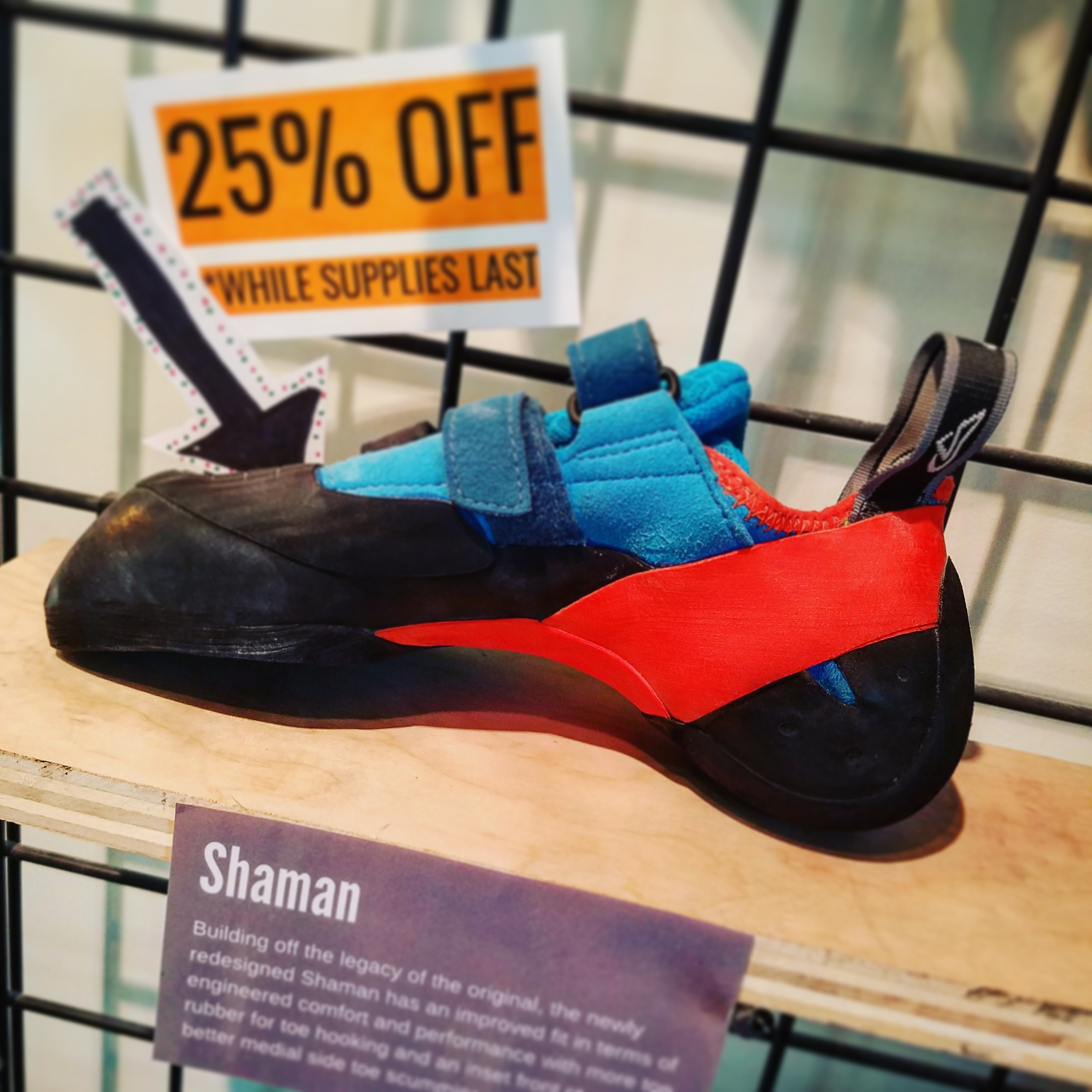 Shoe Sale on NOW 25% OFF
