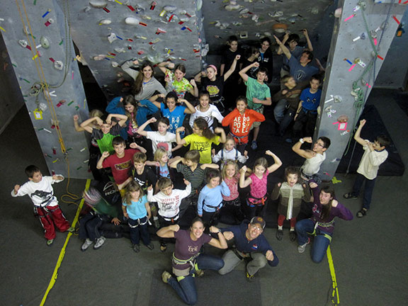 Rock Climbing Team - Queensbury NY