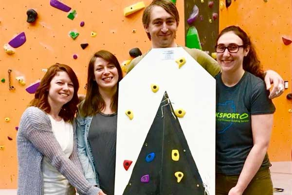 Spring Adult Climbing League March 28th