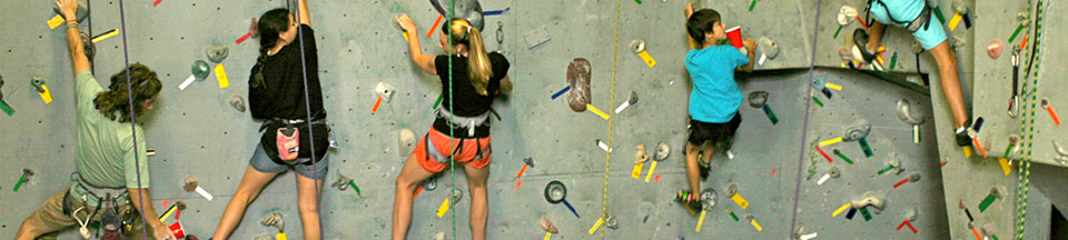 Indoor Rock Climbing Facility and Outdoor Guiding Service - Queensbury NY